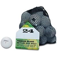 Second Chance Titleist 24 Golf Balls Grade A
