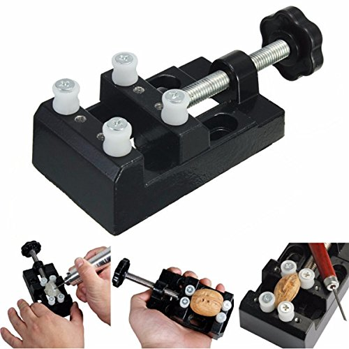 esportsmjj Mini Carving Bench-Klemme Micro Hand Carving Clip Werkzeug Garten Pole Sah