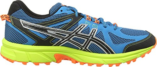 Asics Gel-Sonoma, Scarpe sportive, Uomo Atomic Blue/Onyx/Flash Yellow 4899