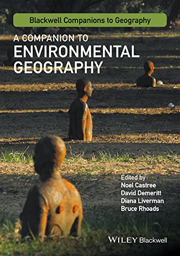 Companion to Environmental Geography (Wiley Blackwell Companions to Geography) por Noel Castree