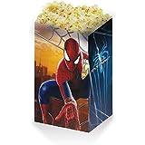 Amazing Spiderman 2 cubos para palomitas - , 4 unidades