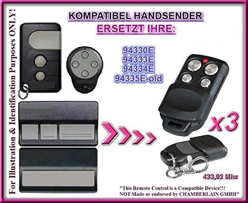 Liftmaster kompatibel handsender / ersatz TR-147