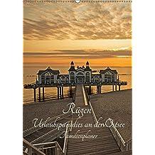 Rügen - Urlaubsparadies an der Ostsee - Familienplaner (Wandkalender 2018 DIN A2 hoch): Traumhafte Fotografien der schönen Ostseeinsel Rügen. ... [Kalender] [Apr 01, 2017] Potratz, Andrea