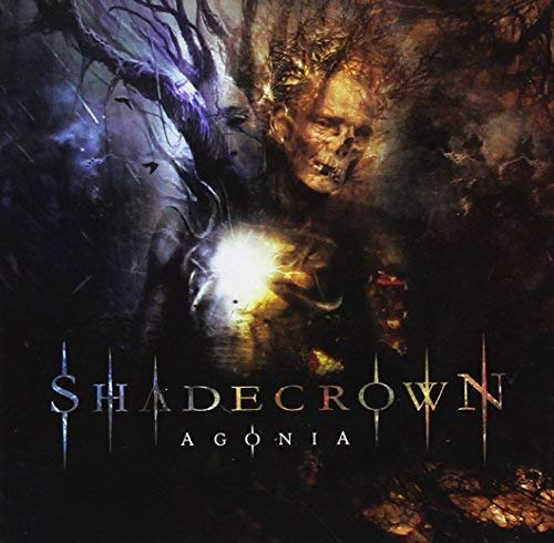 Shadecrown: Agonia (Audio CD)