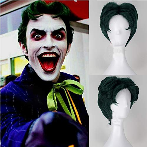Party Queen Film Batman Joker Dark Grün Cosplay -