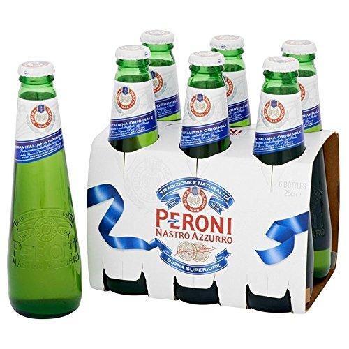 peroni-nastro-azzurro-piccola-6-x-250ml-packung-mit-2