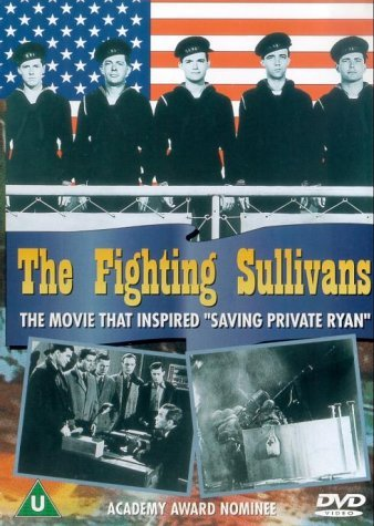 The Fighting Sullivans [DVD] by Anne Baxter