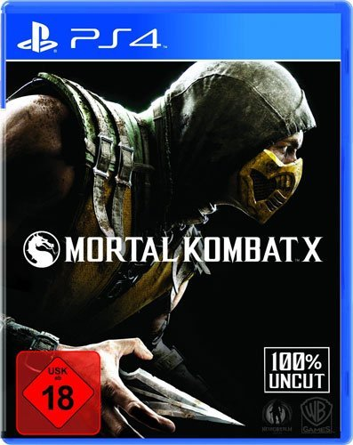 Mortal Kombat X [PS4] X-games