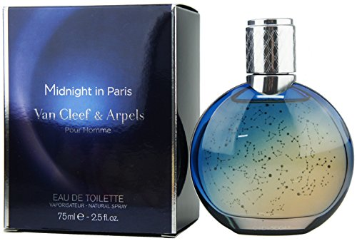 Van Cleef and Arpels Midnight in Paris Edt 125 ml 4,2 (Cleef Arpels Edt)