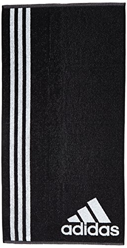 adidas Handtuch Towel S, Black /White, One Size, AB8005