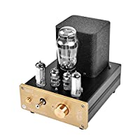 SHUOGOU High Quality Integrated Tube Amplifier, USB DAC Headphone Tube Amplifier, Pre-amplifier Input USB/AUX/RCA DAC Audio Decoder AC110V/220V