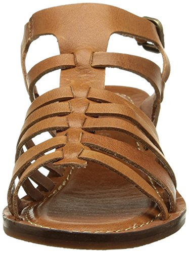 Kickers - Fasta, Sandali Donna Marrone (cammello)