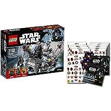Lego Star Wars 75183Darth Vader Transformation + 1Star Wars: Rouge One Pliego de pegatinas