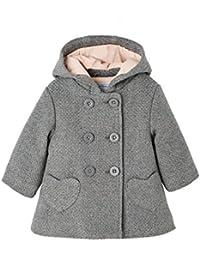 Amazon.es  Ropa de abrigo - Niñas de hasta 24 meses  Ropa  Chaquetas ... 920af2622b7