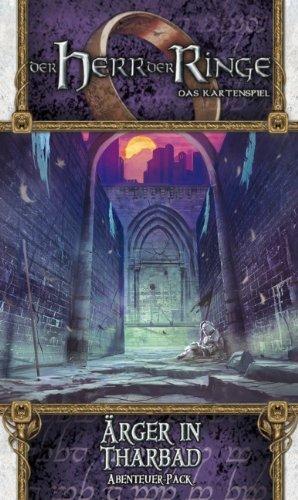 Fantasy Flight Games ffgd2625el señor de los anillos: LCG–enfado en Thar baño Juego de cartas