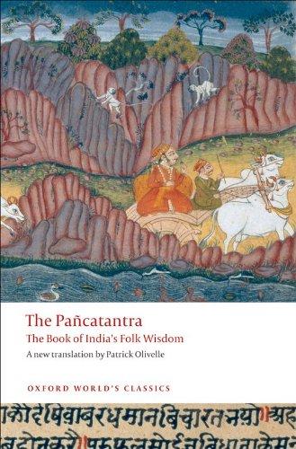 Pañcatantra: The Book of India's Folk Wisdom (Oxford World's Classics) (English Edition)