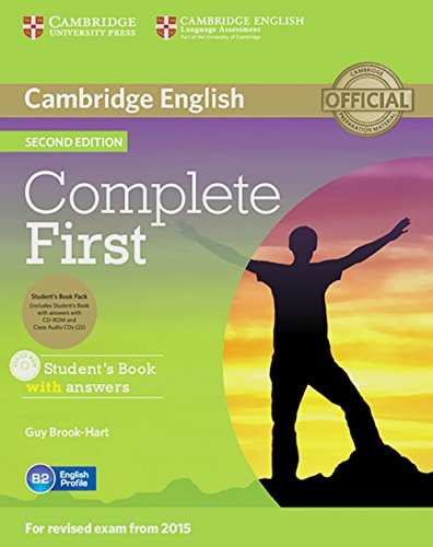 Complete First - Second Edition. Student's Book Pack