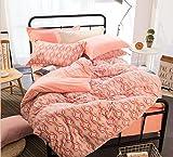 tessuto Biancheria da letto: 3D  densità tessuto in velluto scolpito: conta 133X72  Tessuto: 60  processo di tintura: tintura reattiva  tecnica di tessitura: il processo di stile />  tessuto principale ingrediente: fibra di poliestere (pol...