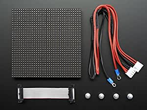 Adafruit 32x32 RGB LED Matrix Panel - 4mm Pitch