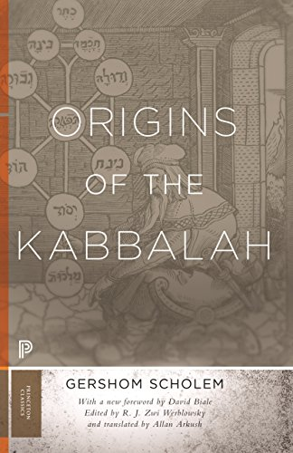 Origins of the Kabbalah (Princeton Classics Book 38) (English Edition)