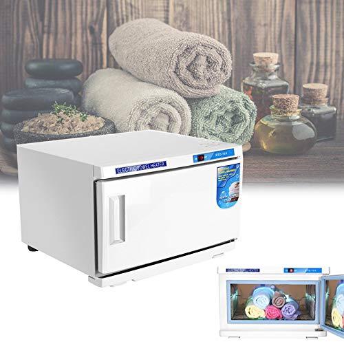 Cocoarm HandtuchwäRmer 2 IN 1 Handtuch Sterilisator UV Sterilisation Schrank für Wohnzimmer SPA Schönheit Frisur Haus Salon