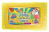 Craze 52731 - Magic Sand Mega-Box. Ca. 700g Sand. Verschiedene Ausführungen. Sortiert