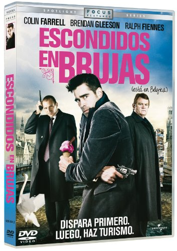 Escondidos en Brujas (In Bruges) [DVD]