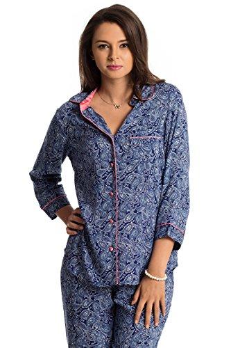 Prettysecrets Women's Cotton Pyjama Set