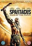 Spartacus: Gods of the Arena [DVD] [2011]