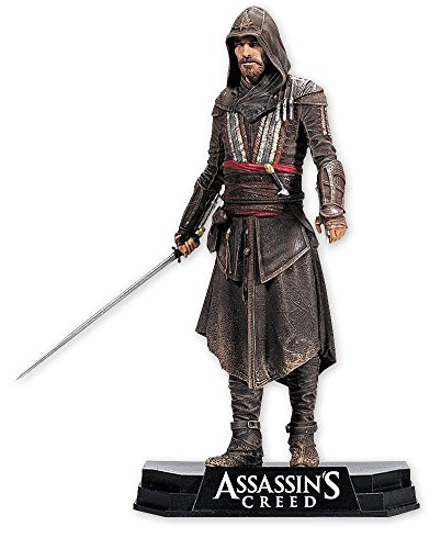 Figura de Acción/Estatua Assassin's Creed - Aguilar [Michael Fassbender]
