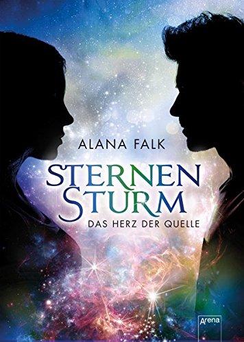 Buchseite und Rezensionen zu 'Das Herz der Quelle. Sternensturm' von Alana Falk