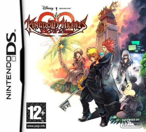 Kingdom Hearts 358/2 Days (Nintendo DS) [Importación inglesa]