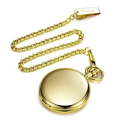 TREEWETO-taschenuhr-mit-kette-herren-gold-retro-handaufzug-taschenuhren-mechanische-uhr-rmische-ziffern-glatt-gehuse