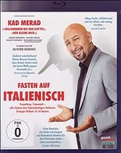 Fasten auf italienisch [Blu-ray]