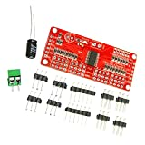 MagiDeal Pca9685 16-kanal 12-bit Pwm Servomotor I2c Modulteil Für Arduino