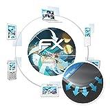 atFolix Schutzfolie für Hisense Infinity H12 Lite Folie - 3 x FX-Curved-Clear Flexible Displayschutzfolie für gewölbte Displays