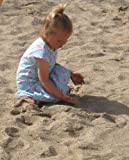 Loggyland Sandkasten Spielsand - Menge wählbar (200 kg)