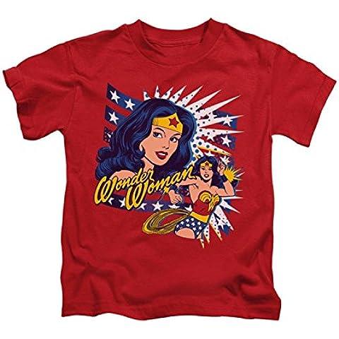 DC Comics Wonder Woman Pop Art Wonder Little Boys