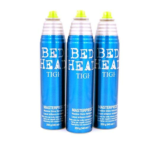 Tigi Bed Head Masterpiece Haarspray SET 3 x 340ml