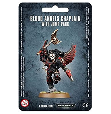 Blood Angels Captain with Jump Pack 41-17 - Warhammer 40,000