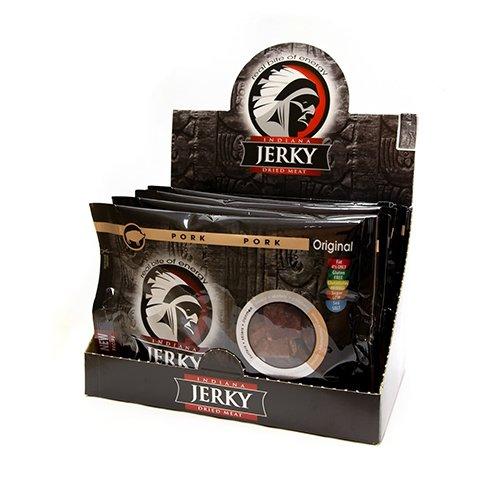 Indiana Jerky Pork Jerky (5x100g) Original