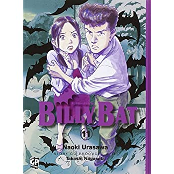 Billy Bat: 11