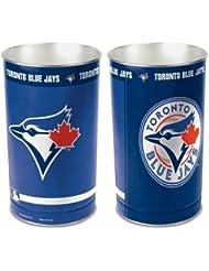 Wincraft Blue Jays de Toronto Baseball MLB Corbeille à papier