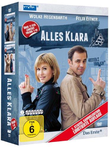 Staffel 1 (Sammeledition) (6 DVDs)