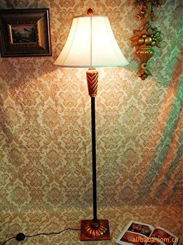 ZQ@QX Moda design arredamento tavolo lampada da terra antica apparecchi di illuminazione in Hotel in lampade