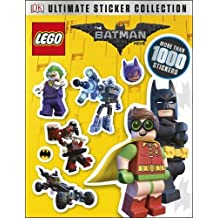 The LEGO® BATMAN MOVIE Ultimate Sticker Collection