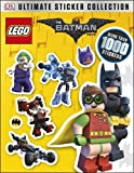 Book - The LEGO� BATMAN MOVIE Ultimate Sticker Collection