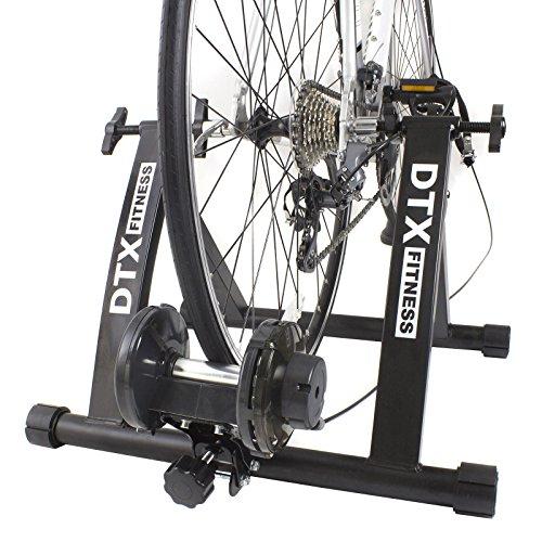 DTX Fitness Entraineur Turbo Réglable pour Vélo -...