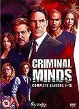Criminal Minds - Series  1-10