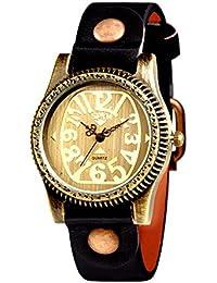 SPYN Women's Casual Watch Ladies Bracelet Watch SPYN001 (Black)